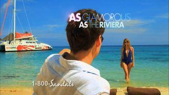 Sandals Ochi Beach Resort TV Spot, 'New and Now' - Thumbnail 2