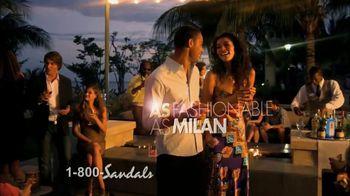 Sandals Ochi Beach Resort TV Spot, 'New and Now' - Thumbnail 4