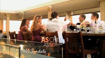 Sandals Ochi Beach Resort TV Spot, 'New and Now' - Thumbnail 5