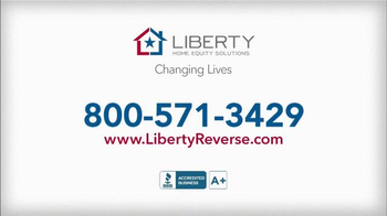 Liberty Home Equity Solutions TV Spot, 'Get the Facts' - Thumbnail 10