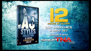 Shop TNA TV Spot, 'The Essential AJ Styles Collection' - Thumbnail 8