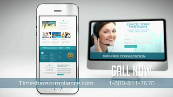 Timeshare Compliance TV Spot, 'Cancelling Timeshare Contract' - Thumbnail 8