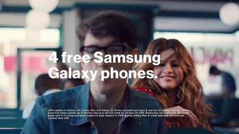 Verizon TV Spot, 'Play It Again: Four Lines' Featuring Selena Gomez - Thumbnail 7