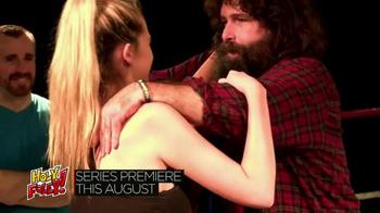 WWE Network TV Spot, 'Coming Soon' - Thumbnail 6