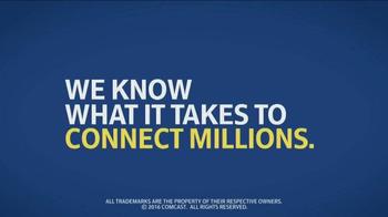 Comcast Business TV Spot, 'When It Counts' - Thumbnail 7