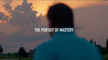Mizuno TV Spot, 'The Pursuit of Mastery' - Thumbnail 1