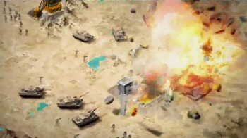 Mobile Strike TV Spot, 'Break Time' Song by Laurie Burgess - Thumbnail 6