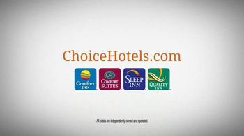Choice Hotels TV Spot ,'Booking for Business' Song by The Clash - Thumbnail 6