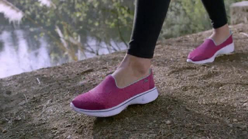 SKECHERS GOwalk 4 TV Spot, 'Maximize Performance'
