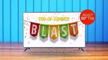 Rent-A-Center End-of-Summer Blast TV Spot, 'TVs and Laptops' - Thumbnail 2