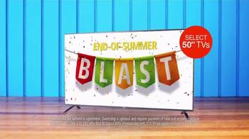 Rent-A-Center End-of-Summer Blast TV Spot, 'TVs and Laptops' - Thumbnail 3