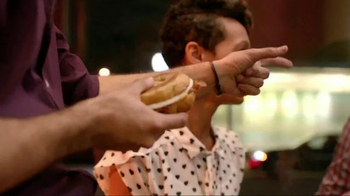 Dunkin' Donuts Egg & Cheese Wake-Up Wrap TV Spot, 'Keep on Saving' - Thumbnail 5