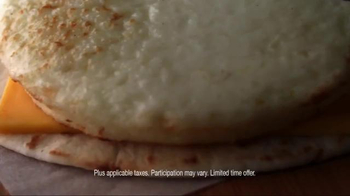 Dunkin' Donuts Egg & Cheese Wake-Up Wrap TV Spot, 'Keep on Saving' - Thumbnail 6