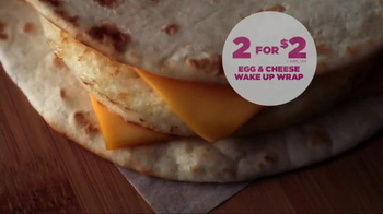 Dunkin' Donuts Egg & Cheese Wake-Up Wrap TV Spot, 'Keep on Saving' - Thumbnail 9