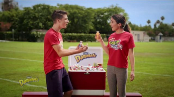 Danimals Smoothie TV Spot, 'Fuel Up to Play 60' Featuring Odell Beckham Jr.