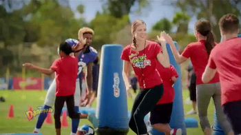 Danimals Smoothie TV Spot, 'Fuel Up to Play 60' Featuring Odell Beckham Jr. - Thumbnail 5