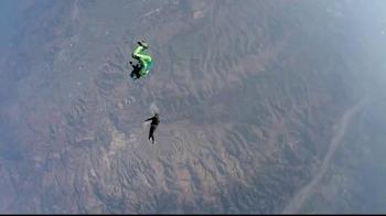 Heaven Sent the Game TV Spot, 'A Mad Intense Jump' Featuring Luke Aikins - Thumbnail 4