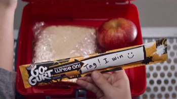 GoGurt Write On! Tubes TV Spot, \'Back to School\'