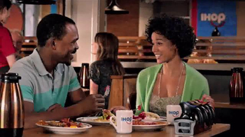 IHOP Criss-Croissants TV Spot, 'Sweet & Savory' - 3675 commercial airings