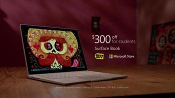 Microsoft Surface Book TV Spot, 'Jorge and Sandra Bring Art to Life' - Thumbnail 10