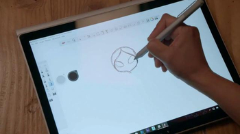 Microsoft Surface Book TV Spot, 'Jorge and Sandra Bring Art to Life' - Thumbnail 4