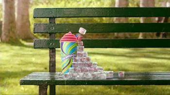7-Eleven Sour Patch Kids Redberry Slurpee TV Spot, 'Brain Freeze' - Thumbnail 7