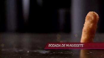 McDonald's Chicken McNuggets TV Spot, 'Rodada de McNuggets' [Spanish] - Thumbnail 1
