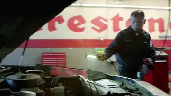 Firestone Complete Auto Care TV Spot, 'Bridgestone Olympic Prize Giveaway' - Thumbnail 1