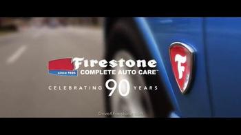 Firestone Complete Auto Care TV Spot, 'Bridgestone Olympic Prize Giveaway' - Thumbnail 5