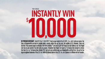 Firestone Complete Auto Care TV Spot, 'Bridgestone Olympic Prize Giveaway' - Thumbnail 8