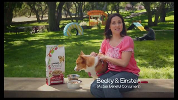 Purina Beneful Originals TV Spot, 'Becky and Einstein' - Thumbnail 2