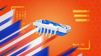 HEXBUG nano Nitro TV Spot, 'Collect and Connect' - Thumbnail 1