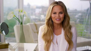 TRESemme Beauty-Full Volume TV Spot, 'Hair Flashbacks' Feat. Chrissy Teigen - Thumbnail 6