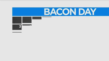 Carl's Jr. Bacon 3-Way Burger TV Spot, 'BBC America: Made for Each Other' - Thumbnail 5