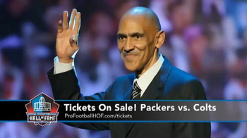 Pro Football Hall of Fame TV Spot, 'Packers vs. Colts' - Thumbnail 4