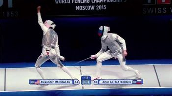 International Fencing Federation TV Spot, '2016 Rio Olympics Fencing' - 15 commercial airings