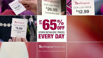 Burlington TV Spot, 'Just Burlington' - Thumbnail 4