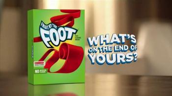 Fruit by the Foot TV Spot, 'Alien' - Thumbnail 9