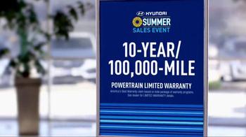 Hyundai Summer Sales Event TV Spot, 'This Is It: 2016 Tucson' - Thumbnail 6