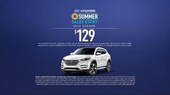 Hyundai Summer Sales Event TV Spot, 'This Is It: 2016 Tucson' - Thumbnail 8