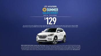 Hyundai Summer Sales Event TV Spot, 'This Is It: 2016 Tucson' - Thumbnail 9
