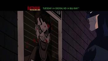 Batman: The Killing Joke Home Entertainment TV Spot - Thumbnail 1