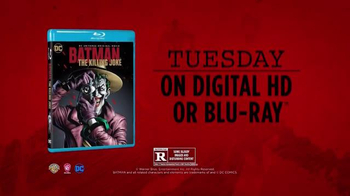 Batman: The Killing Joke Home Entertainment TV Spot - Thumbnail 9