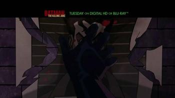 Batman: The Killing Joke Home Entertainment TV Spot - Thumbnail 2