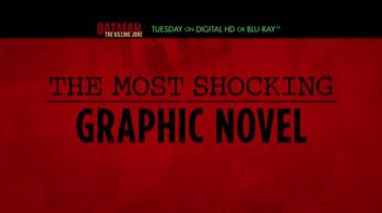 Batman: The Killing Joke Home Entertainment TV Spot - Thumbnail 3