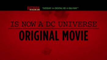 Batman: The Killing Joke Home Entertainment TV Spot - Thumbnail 4