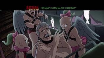 Batman: The Killing Joke Home Entertainment TV Spot - Thumbnail 5