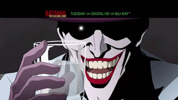 Batman: The Killing Joke Home Entertainment TV Spot
