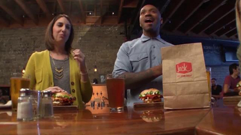 Jack in the Box Brewhouse Bacon Burger TV Spot, 'Undercover' - Thumbnail 5