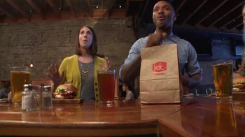 Jack in the Box Brewhouse Bacon Burger TV Spot, 'Undercover' - Thumbnail 7